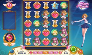 jeu Moon Princess