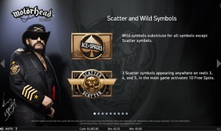 aperçu jeu Motörhead 2
