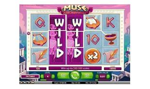 jeu de casino du 16 décembre 2017 Muse