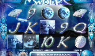 Mystic Wolf free game