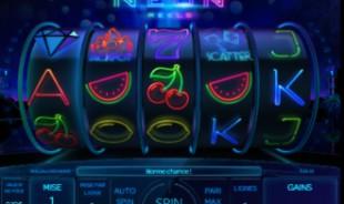 jeu Neon Reels