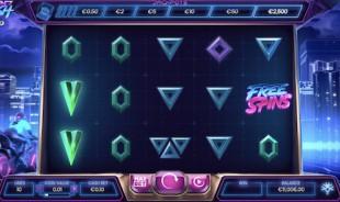 aperçu jeu Neon Rush Splitz 1