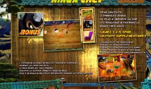 aperçu jeu Ninja Chef 2