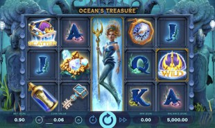jeu Ocean's Treasure