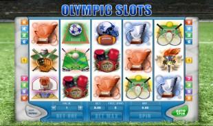 aperçu jeu Olympic Slots 1