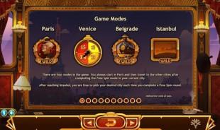 aperçu jeu Orient Express 2
