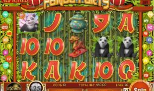 jeu Panda Party