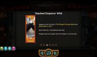 aperçu jeu Penguin City 2