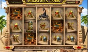 aperçu jeu Pharaoh's Tomb 2