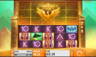 jeu Phoenix Sun