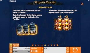 aperçu jeu Pirates Charm 2