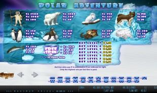 aperçu jeu Polar Adventure 2