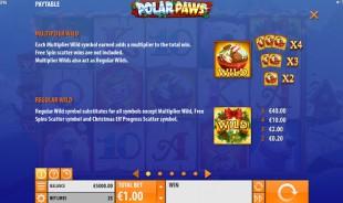 aperçu jeu Polar Paws 2