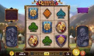 jeu Queen's Day Tilt