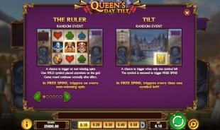 aperçu jeu Queen's Day Tilt 2