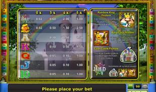 aperçu jeu Rainbow King 2