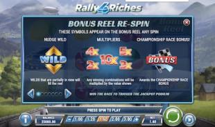 aperçu jeu Rally 4 Riches 2