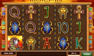 jeu Riches of Ra