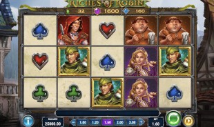 jeu Riches of Robin