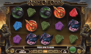 jeu Ring of Odin