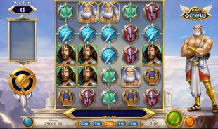 jeu Rise of Olympus
