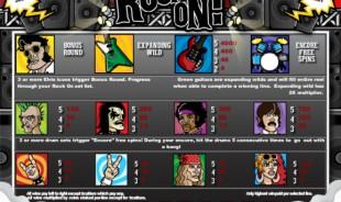 aperçu jeu Rock On 2