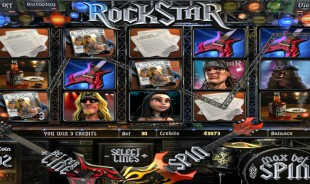aperçu jeu Rock Star 2