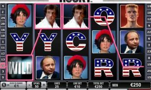 aperçu jeu Rocky Balboa 1