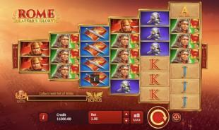 jeu Rome Caesar's Glory