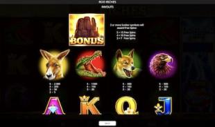aperçu jeu Roo Riches 2