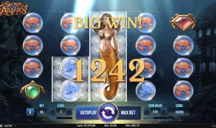 jeu Secrets of Atlantis