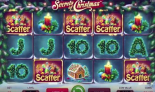 jeu Secrets of Christmas
