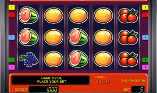 play online casino sizzling hot gratis