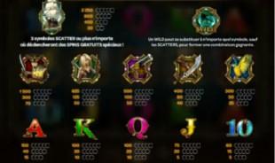 aperçu jeu Skulls of Legend 2