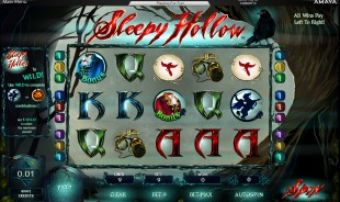 aperçu jeu Sleepy Hollow 1