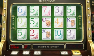aperçu jeu Snap Slot 1
