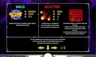 aperçu jeu Space Race 2