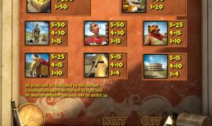 aperçu jeu Spartania 2
