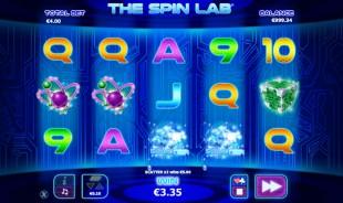 jeu Spin Lab