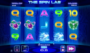 aperçu Spin Lab