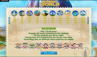 aperçu jeu Spin the World 2