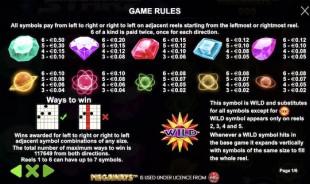 aperçu jeu Starz Megaways 2