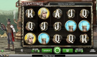 aperçu jeu Steam Tower 1