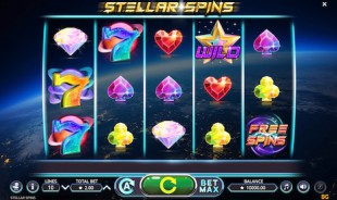 Stellar Spins Booming Games