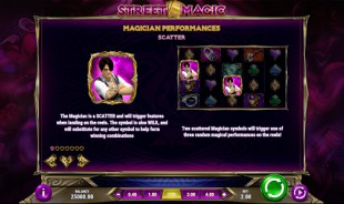 aperçu jeu Street Magic 2