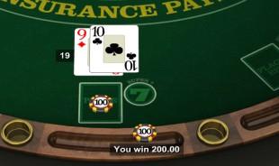 aperçu jeu Super 7 Blackjack 2