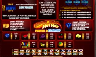 aperçu jeu Super Fast Hot Hot 2
