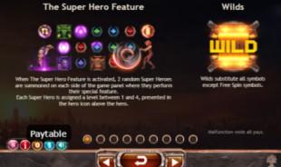 aperçu jeu Super Heroes 2