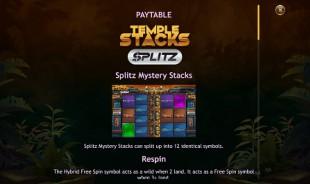 aperçu jeu Temple Stacks Splitz 2