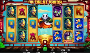 jeu The Dalaï Panda